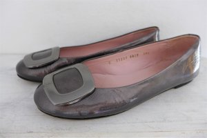 Pretty ballerinas Patent Leather Ballerinas multicolored leather