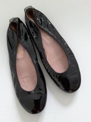 Pretty Ballerinas, schwarz lack