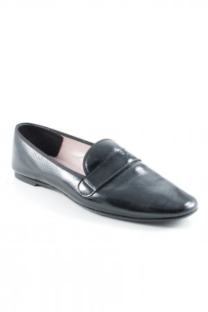 Pretty ballerinas Slipper schwarz Business-Look