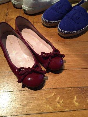 Pretty Ballerinas weinrot/burgundy