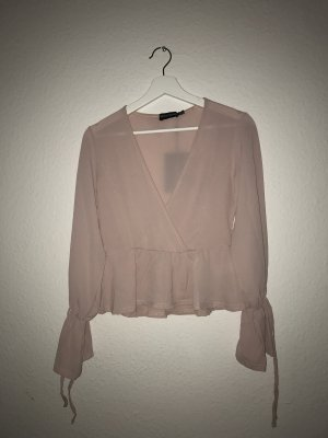 Pretty Little Thing Bluse • Rosa