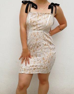 Lace Dress multicolored
