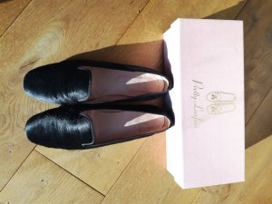 Pretty Loafers Babouche noir