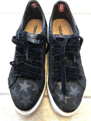 Primabase, Sneaker, Gr. 38,5,  Wildleder