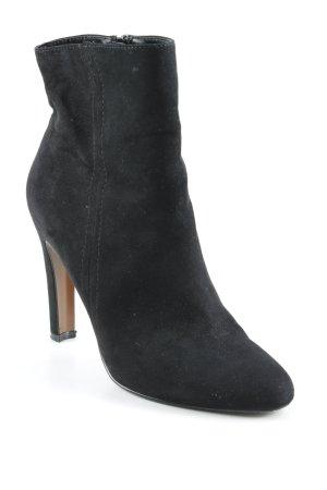 primadonna Reißverschluss-Stiefeletten schwarz Elegant
