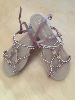 Atmosphere Roman Sandals multicolored