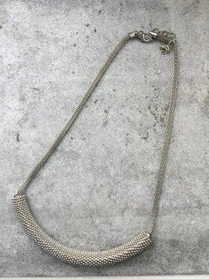 Primark Necklace silver-colored