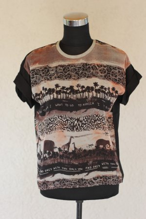 Primark Atmosphere T-Shirt, blogger, Print