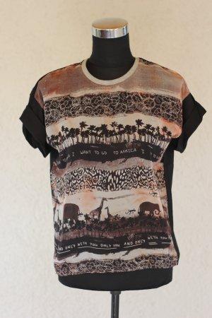 Primark Atmosphere T-Shirt, blogger, Print
