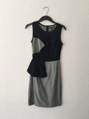 Primark Bleistiftkleid 34 schwarz grau