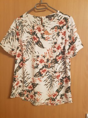 Primark Blouse Top white-forest green