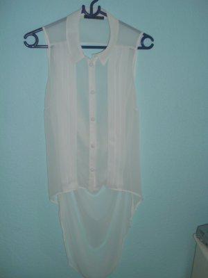 primark bluse weiß rückenfrei