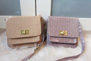 Primark Crossbody bag beige-grey lilac