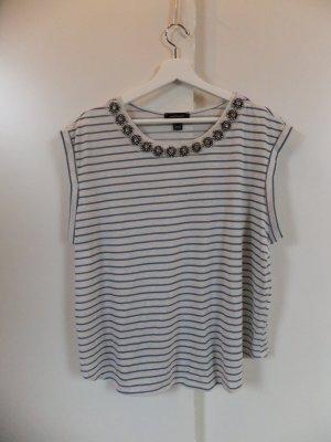 Primark Camisa de rayas multicolor Lino