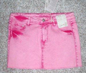 Primark Jeans Minirock, elastisch, Gr. 36