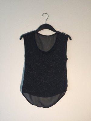 Primark leicht transparentes Shirt 32