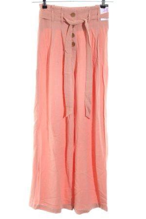 Primark Pantalone Marlene rosa antico stile casual