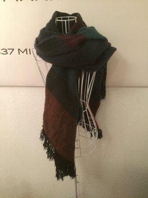 Primark Schal, Winterschal, bunt, Winter, xl Schal
