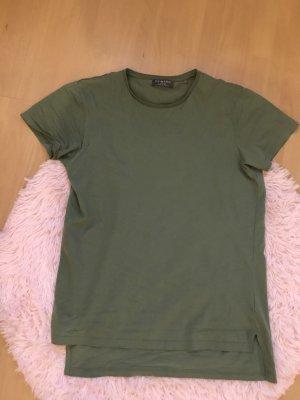 Primark Shirt T-Shirt Khaki Boyfriend L