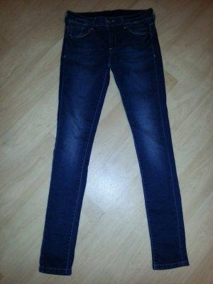 Primark Skinny Jeans Gr.28/32 TOP! stretch darkblue
