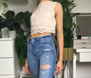 Primark Cropped Shirt multicolored