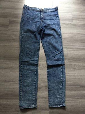 Primark Stretch Skinny-High-Waist-Jeans Jeggins 38