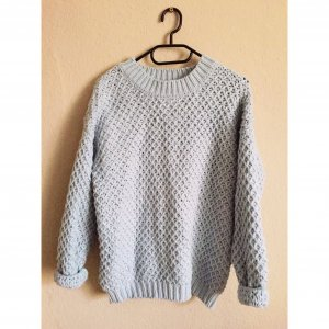 Primark Strickpulli in blau