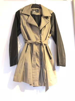 Atmosphere Trench Coat multicolored