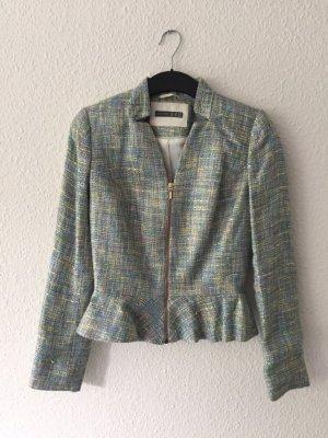 Primark Tweed-Peplum Blazer 35