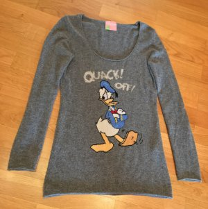 Princess goes Hollywood by Disney Cashmere Pullover mit Donald Duck