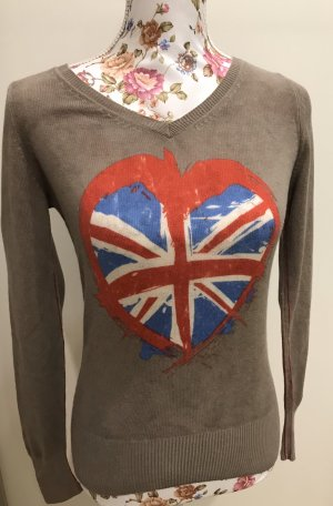 Princess goes Hollywood Cashmere Pullover Great Britain Love