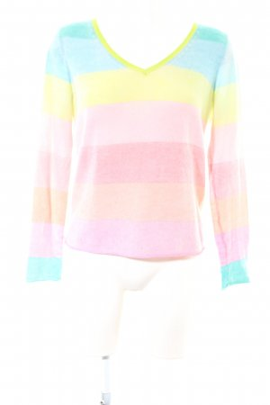 Princess goes Hollywood Cashmerepullover Streifenmuster Casual-Look