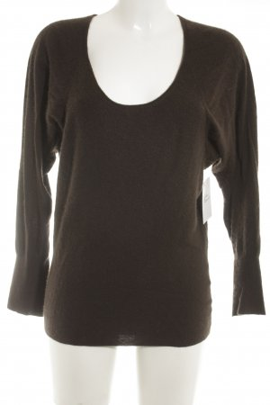 Princess goes Hollywood Cashmerepullover dunkelbraun Casual-Look