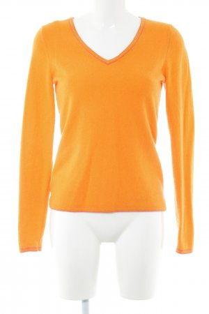Princess goes Hollywood Pullover hellorange Casual-Look