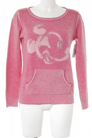 Princess goes Hollywood Pull ras du cou magenta-rose style mode des rues