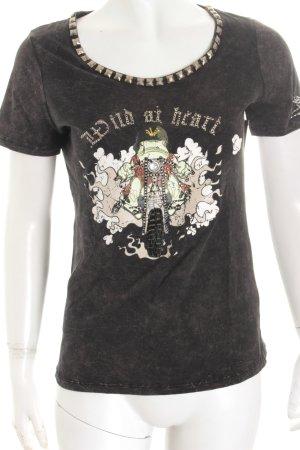 Princess goes Hollywood Shirt dunkelgrau Casual-Look