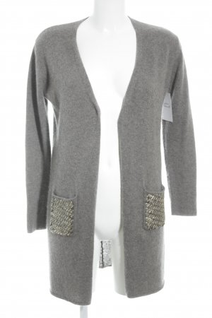 Princess goes Hollywood Strickjacke grau Casual-Look