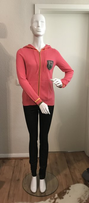 Princess Goes Hollywood Strickjacke pink Hoody Cashmere Wolle