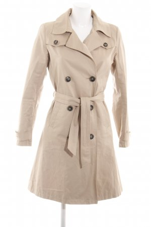 Princess goes Hollywood Trenchcoat beige Street-Fashion-Look