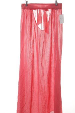 Princesse tam.tam Maxi Skirt salmon-orange beach look