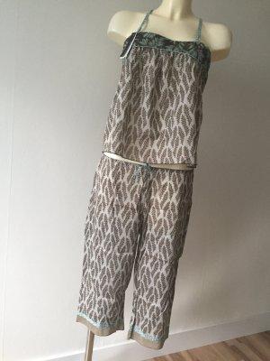 PrincesseTamTam Pyjama, 2Teilig Größe 38/40, NEU