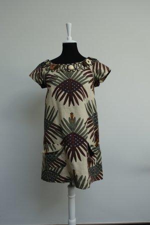 Hoss Intropia Babydoll-jurk veelkleurig