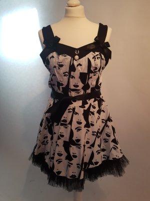 Print Kleid von Hell Bunny