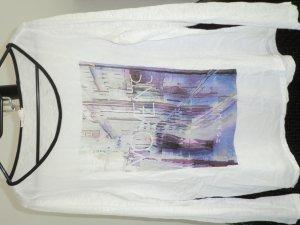 edc by Esprit Felpa bianco Tessuto misto