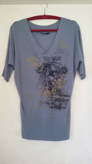 * Print Shirt * Gr. 36 * super weich