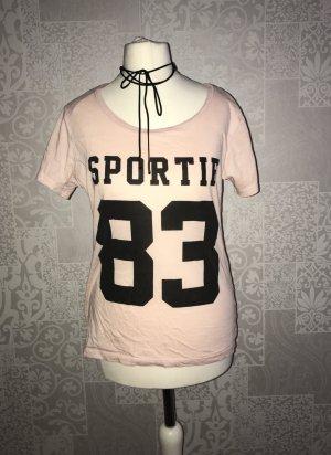 Print Shirt gr. Xs Blogger
