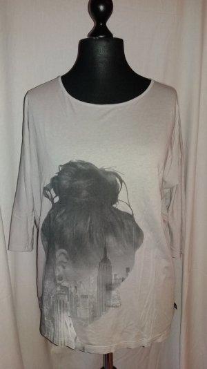 Print- Shirt Größe L