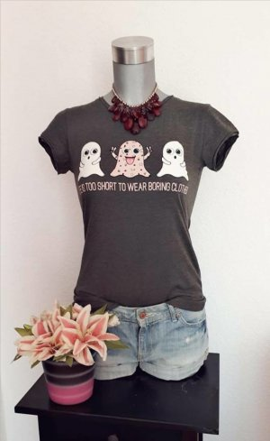 FB Sister Camiseta estampada multicolor