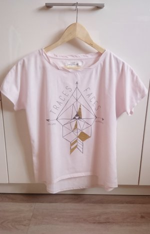 Print Shirt rosa Gr. XS/S