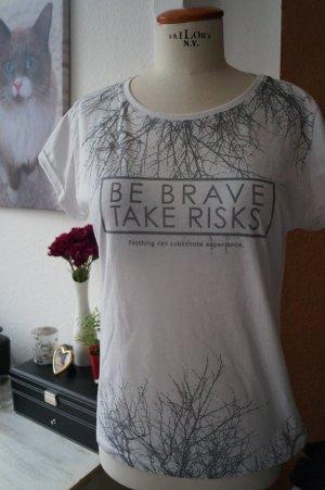 Print Shirt von Twintip Gr.M